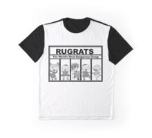 Rugrats N.W.A. Graphic T-Shirt