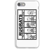 Rugrats N.W.A. Phone case iPhone Case/Skin