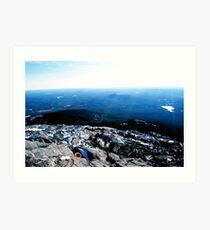 Mt Monadnock Art Print