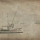 Quietly In The Harbor by CarolM