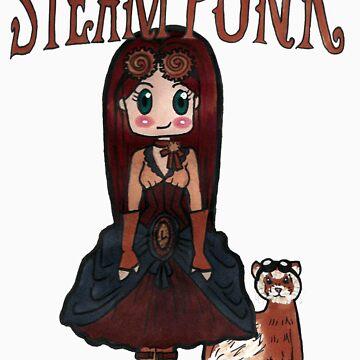 Steampunk by riannajaye
