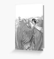 Angel's Wild: Magnolias Greeting Card