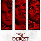 The Exorcist - Poster 2 by Mark Hyland