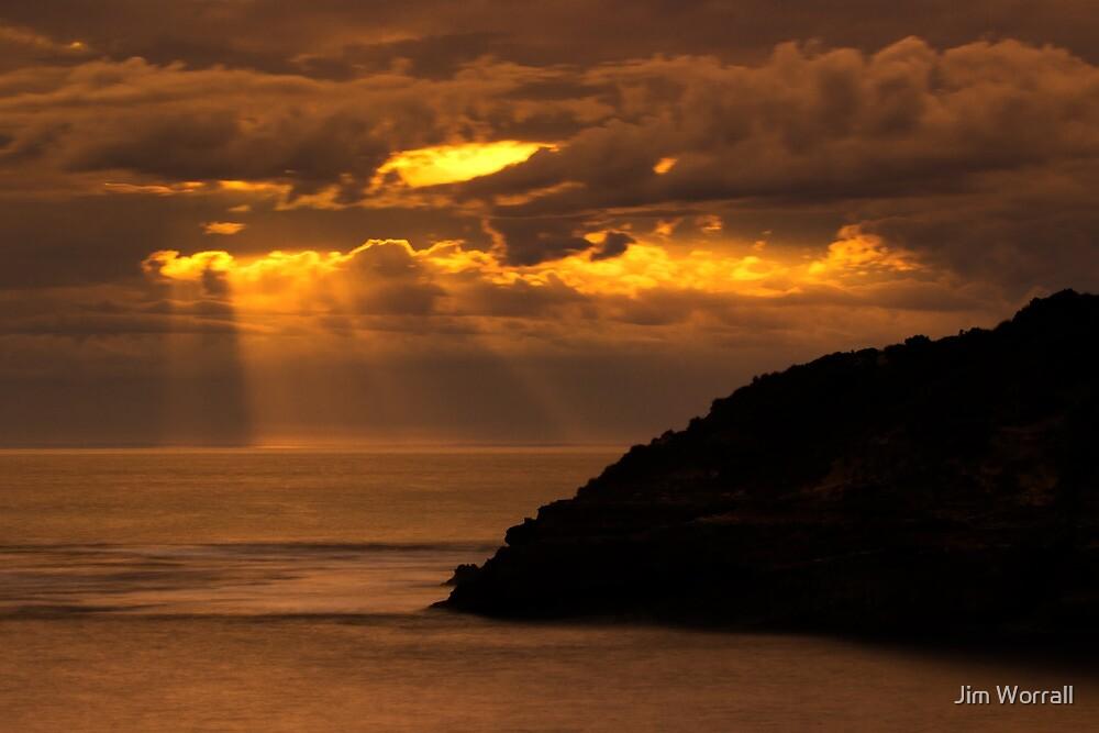 Bridgewater Bay Sunset by Jim Worrall
