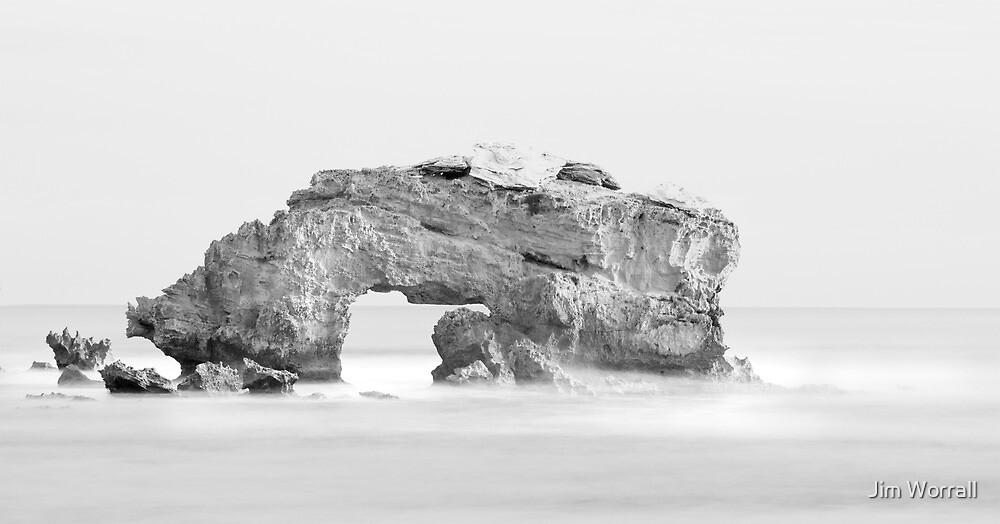 Bridgewater Ice by Jim Worrall
