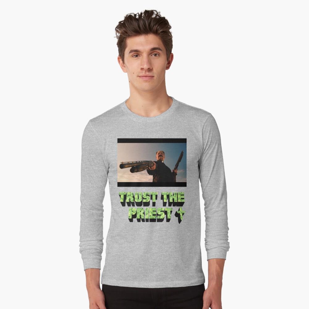 Machete Long Sleeve T-Shirt Front