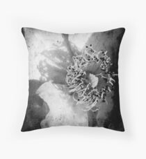 Knockout Roses No.2 Throw Pillow