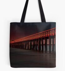 """""""Lonsdale Red"""" Tote Bag"""