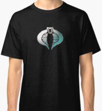 Cobra Logo Silverish Classic T-Shirt