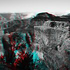 3D Grand Canyon (1) by Daniel Owens