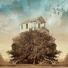 Tree House by Vin  Zzep