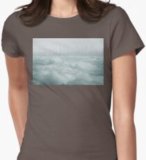 cloud nine Womens Fitted T-Shirt