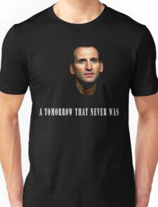 Doctor Who : A tomorrow that never was Unisex T-Shirt
