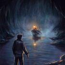 The Shore of the Styx by Svenja Gosen