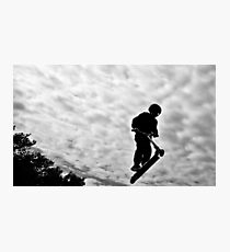 Big air Photographic Print