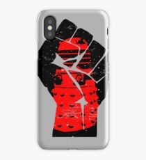 Final Resistance iPhone Case/Skin