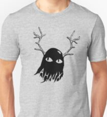 The Antlered Ghoul Unisex T-Shirt
