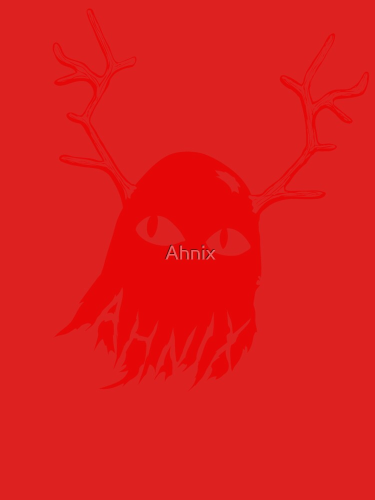 The Antlered Ghoul by Ahnix