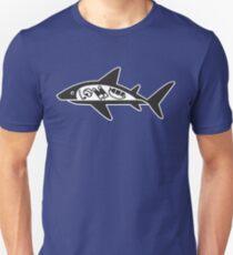 Funny Shark ate scuba diver T-Shirt