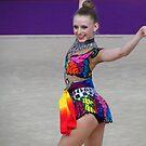 Rhythmic Gymnast - Jasmine Kerber - USA by M-EK