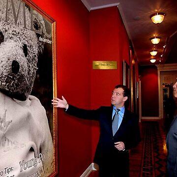 JoJo Bear and the Terminator  by bywhacky