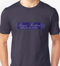 made in usa by rogers brothers Unisex T-Shirt