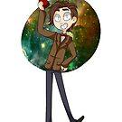 Eleventh Doctor by mizkatt