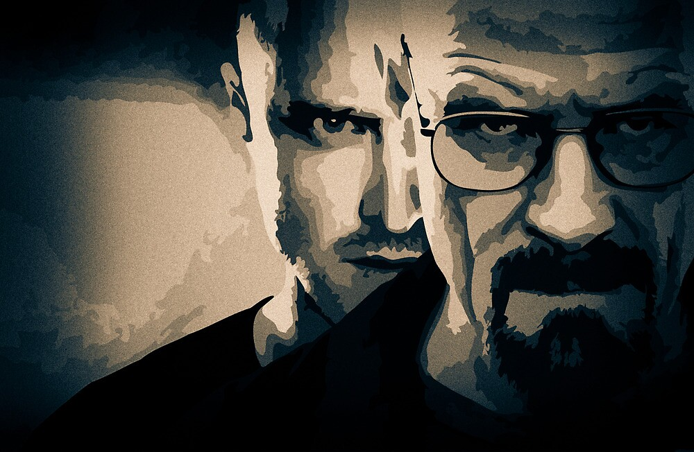 Breaking Bad by Ian Hufton