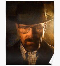 Póster Heisenberg - Breaking Bad