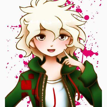Cute Anime Girl Hair Clips Framed Print By Bonbonbunny Redbubble