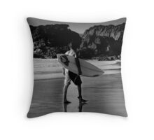 the byron sojourn #2  Throw Pillow