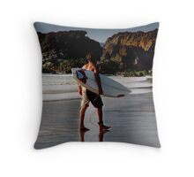 the byron sojourn #2 (dream in colour)  Throw Pillow