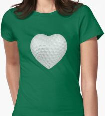 Golf ball heart T-Shirt