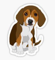 Beagle Pup Sticker