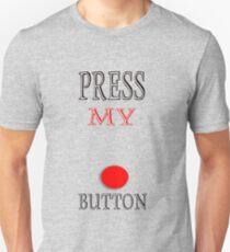 Press My Button Slim Fit T-Shirt