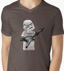 STORMTROOPERS ROCK YOU STAR WARS Men's V-Neck T-Shirt