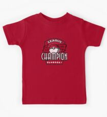 Pokemon League Champion Kids Tee