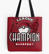 Pokemon League Champion Tote Bag