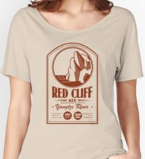 Red Cliff Ale Women's Relaxed Fit T-Shirt