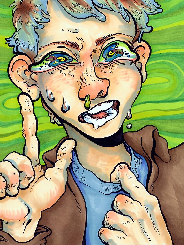 HOrrible horrible by Isaac Livengood