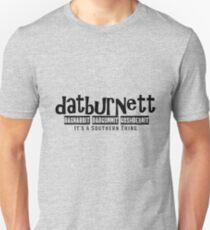 Datburnett Southern cuss words T-Shirt