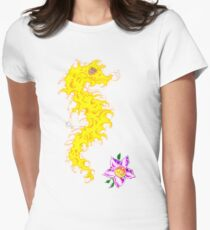 The Sea Horse Womens Fitted T-Shirt