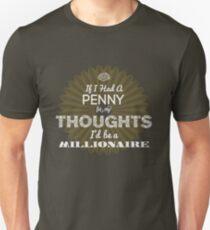 Camiseta unisex Millonario