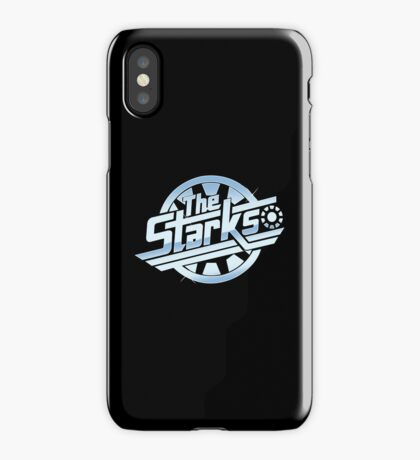 The Iron Starks iPhone Case/Skin