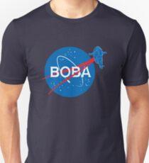 BOBA NASA Unisex T-Shirt