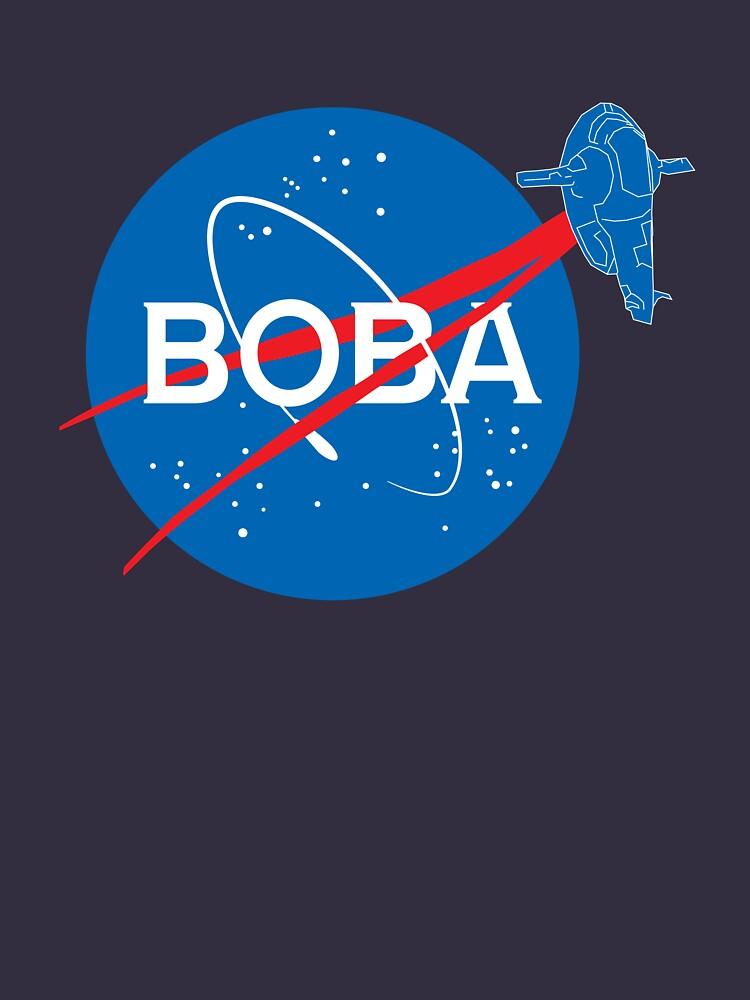 BOBA NASA by zmedia