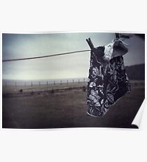 Hung out to dry Poster
