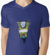 Clap Trap Mens V-Neck T-Shirt