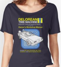 Time Machine Manual Women's Relaxed Fit T-Shirt