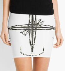 fixie 4 motion Mini Skirt